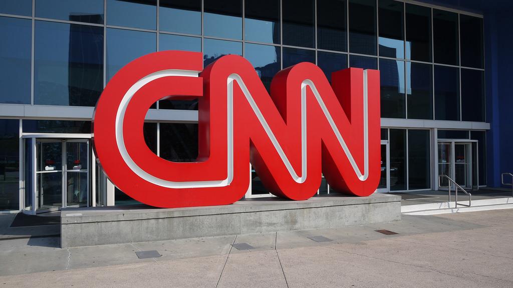 Entrada da sede da CNN em Atlanta (EUA) - Foto: creative commons