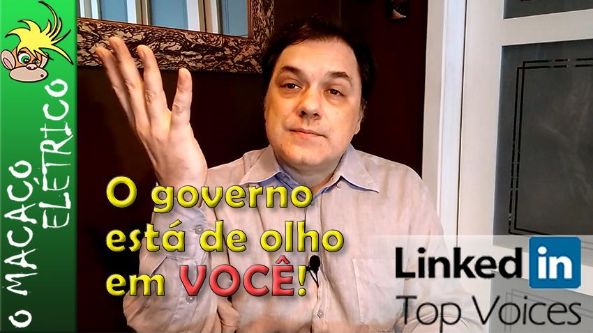 Videodebate: o governo está de olho em você!