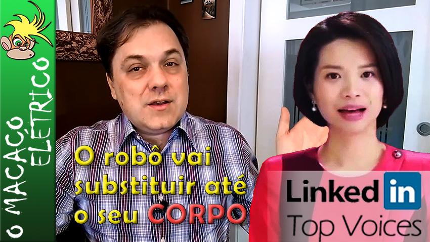 Videodebate: o  robô vai substituir até o seu corpo