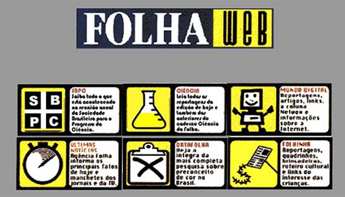 Há 25 anos, coloquei a Folha de S.Paulo na Internet