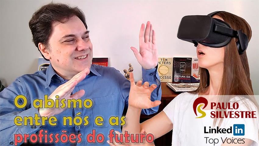 Nossa má educação cria um abismo entre os brasileiros e as profissões do futuro