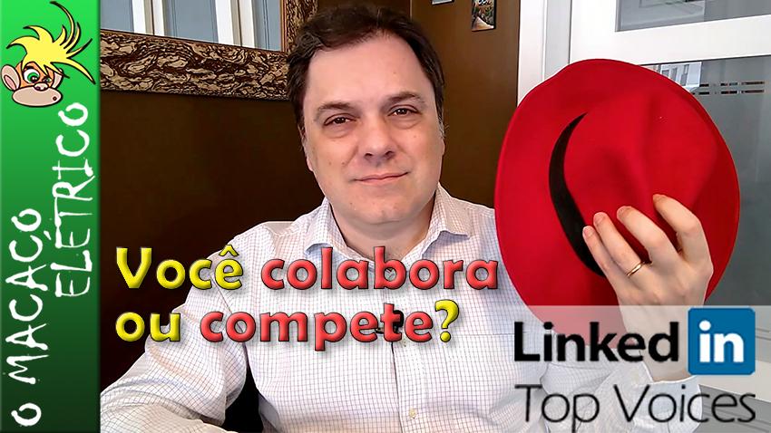 Videodebate: você colabora ou compete?