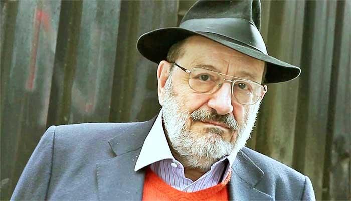 O escritor e filósofo italiano Umberto Eco - Foto: reprodução