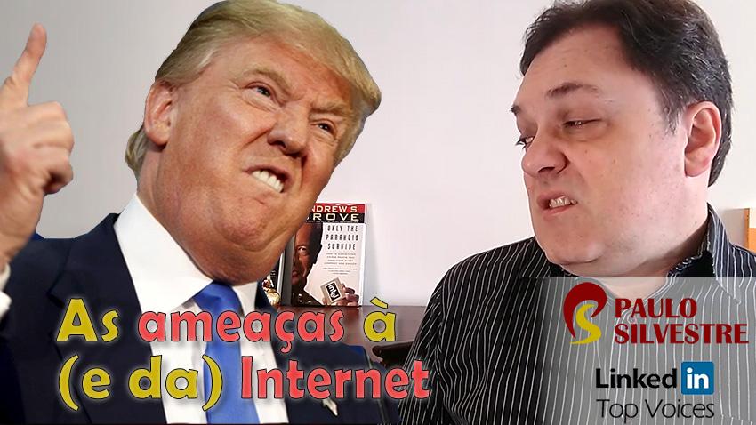 As ameaças à (e da) Internet