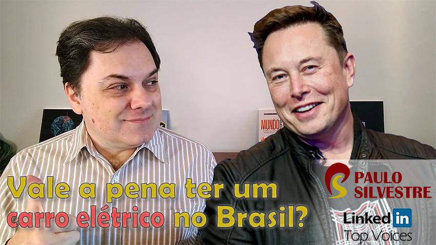 Vale a pena ter um carro elétrico no Brasil?