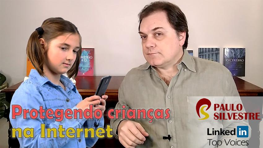 Limites melhoram a experiência digital de crianças